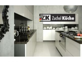 Кухонный гарнитур угловой Бонн Уайт - Мебельная фабрика «Zuchel Kuche (Германия-Белоруссия)»