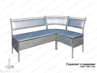 Кухонный уголок Горизонт с ящиками - Мебельная фабрика «Classen», г. Кузнецк