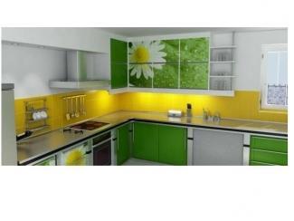 Кухонный гарнитур угловой - Мебельная фабрика «Алиса»
