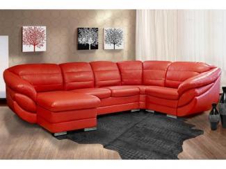 диван угловой Элит 50А седафлекс - Мебельная фабрика «Элфис»
