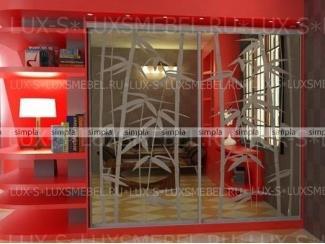 Шкаф-купе 27 - Мебельная фабрика «Люкс-С»