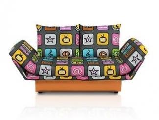 Яркий диван Юджин 3 - Мебельная фабрика «Мебельлайн», г. Санкт-Петербург