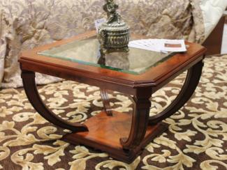Мебельная выставка Москва: журнальный столик - Мебельная фабрика «Дана»