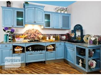 Кухонный гарнитур угловой Комби - Мебельная фабрика «Руссини»