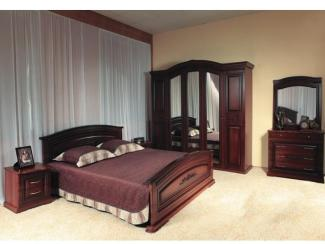 Спальный гарнитур Лаура - Салон мебели «Zaman»