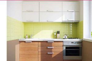 Лаковая кухня Юта - Мебельная фабрика «Кухни МЕСТО»