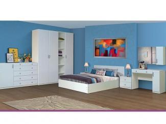 Спальня Карина 12 - Мебельная фабрика «Аджио»