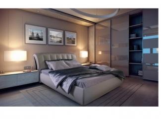 Двуспальная кровать Visconti - Мебельная фабрика «Гармония»