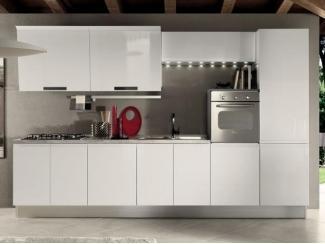Кухня в стиле минимализм CUBIA - Мебельная фабрика «Европлак», г. Подольск