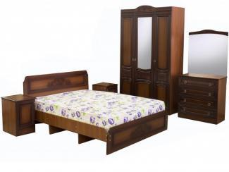 Спальня Карина 23 - Мебельная фабрика «Гар-Мар»