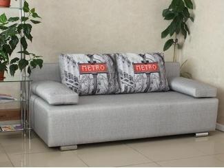 Диван Остин без подлокотников - Мебельная фабрика «Аквилон»