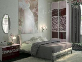Спальный гарнитур «Розовый каштан»