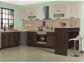 П-образная мебель для кухни   - Мебельная фабрика «Прима-сервис», г. Белгород