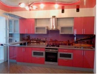 Кухня прямая Аванта - Мебельная фабрика «Соната»