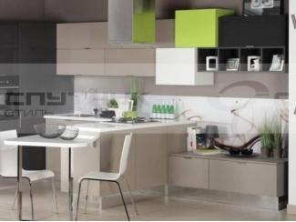 Неповторимая кухня Виртуоз - Мебельная фабрика «Спутник стиль»