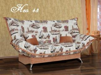 Диван прямой Нео 43 - Мебельная фабрика «Нео-мебель»