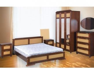 спальный гарнитур Фиджи - Мебельная фабрика «Боринское»