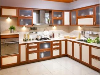 Кухня угловая Кантри 11 - Мебельная фабрика «ДСП-России»