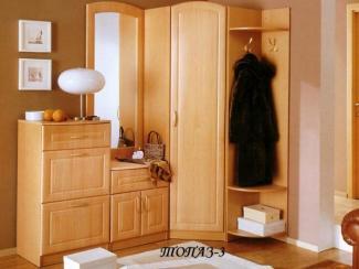 Прихожая Топаз 3 - Мебельная фабрика «Северин»