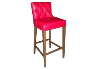 Яркий барный стул ABS-4407-b - Мебельная фабрика «Металл Плекс»