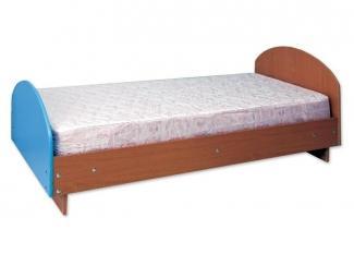 Кровать 1-спальная с 2-мя спинками