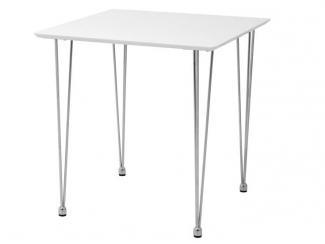 Простой обеденный стол Gloss 2 - Мебельная фабрика «ОГОГО Обстановочка!»
