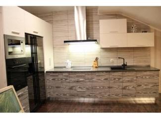 Современная подвесная кухня - Мебельная фабрика «Альфа-Мебель»