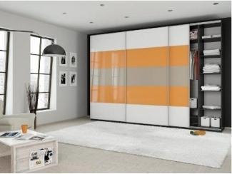 Большой шкаф-купе - Мебельная фабрика «Малина»