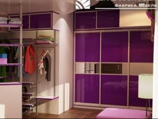 Шкаф - купе для спальни 6