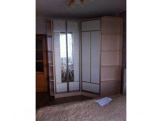 Угловой шкаф-купе - Мебельная фабрика «Апрель»