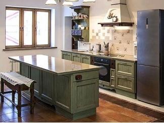 Кухня в стиле модерн Изабель 4 - Мебельная фабрика «Камеа»