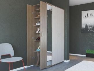 Шкаф с обувницей Джордан - Мебельная фабрика «Disavi»