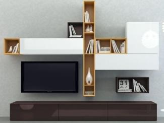 Гостиная стенка Sibox B016 - Мебельная фабрика «Астрон»