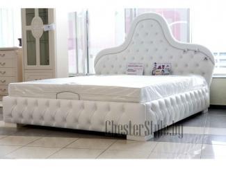 Двуспальная кровать Princess - Мебельная фабрика «ChesterStyle», г. Гродно