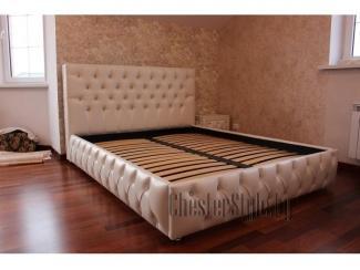 Двуспальная кровать Nicole  - Мебельная фабрика «ChesterStyle», г. Гродно