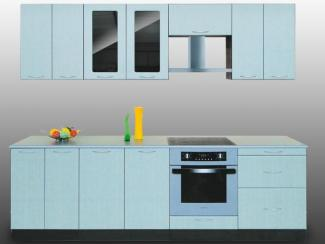 Кухонный гарнитур прямой Лео