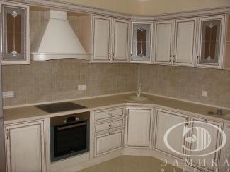 Кухонный гарнитур угловой 4 - Мебельная фабрика «Элмика»