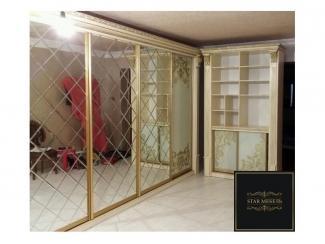 Большой шкаф-купе - Мебельная фабрика «STAR мебель»