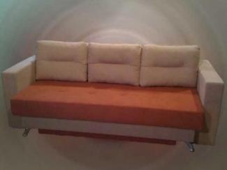 Диван прямой Джони с подлокотниками - Мебельная фабрика «Белая Лилия», г. Таганрог