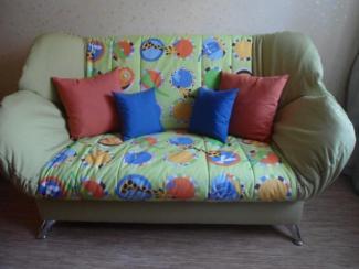 Диван прямой Бриз Сафарики - Мебельная фабрика «Диваны от Ани и Вани»