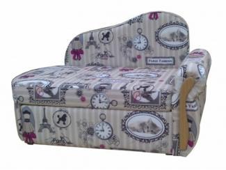 Диван тахта Элли 1 - Мебельная фабрика «Мебель Твоей Мечты (МТМ)»