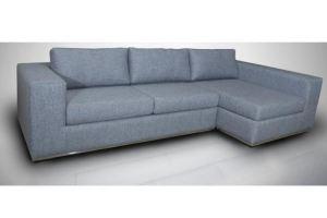 Серый диван Гранд  - Мебельная фабрика «Поволжье Мебель»