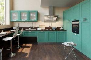 Кухня Мария верде - Мебельная фабрика «Zetta»