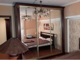 Зеркальный шкаф в спальню - Мебельная фабрика «Таурус»