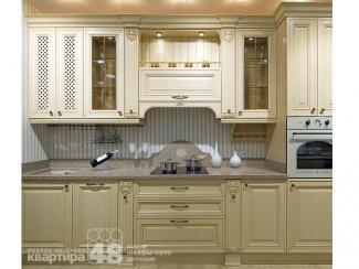 Кухонный гарнитур прямой Палермо 1 - Мебельная фабрика «Камеа (Квартира 48)»