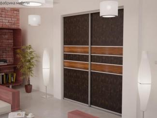 Шкаф - купе для гостиной 17 - Мебельная фабрика «Солнечная ладья»