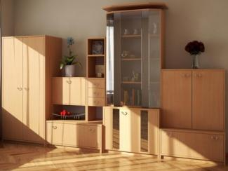Гостиная стенка Аста - Мебельная фабрика «Мебель-комфорт», г. Березовский