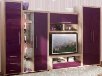 Гостиная стенка Ребекка - Мебельная фабрика «Янтарь»