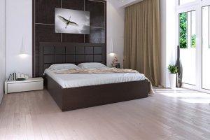 Кровать с ортопедическим матрасом Турин - Мебельная фабрика «Сарма»