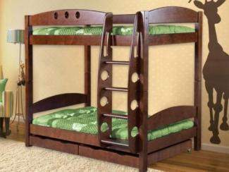 Кровать Двухъярусная Фрегат - Мебельная фабрика «Боринское»